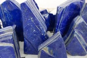 青金石原料原礦 – 尚虎玉石採購實錄之一